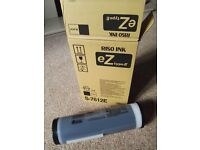 Riso ink S-7612E BLACK Toner 2 pack.