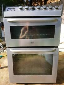 Zanussi electric cooker oven delivered and installed today