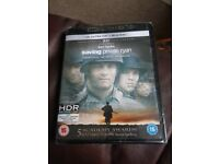 Saving Private Ryan: 4K Ultra HD and Blu Ray