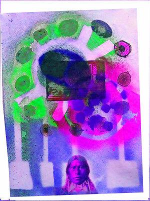 My Studio 2014 By highly selling unique artist, Matt Maynez.