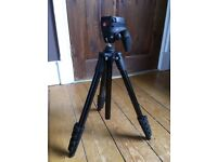 Manfrotto Compact Action Tripod (new)