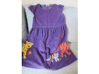 Frugl Dress age 5-6 years