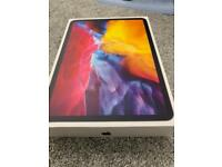 iPad Pro 11 inch 2020 grey - immaculate condition