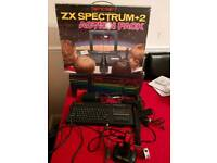 ZX Spectrum 128k boxed collection