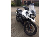 Triumph Explorer XRX Low 1215cc Showroom condition NEW SPEC!! Comes with manufacturers warranty