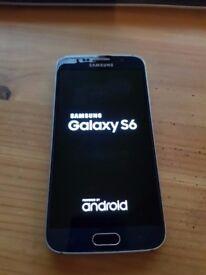 Samsung Galaxy S6 32 GB - Black