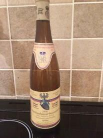 Ultra rare memorabilia wine bottle jubilee royal