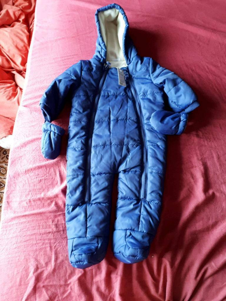 Brand new waterproof baby winter suit from 3-6 months