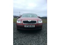 Skoda Octivia tdi mk 2 facelift model - 2008- 11 months mot - towbar- very economical 60 mpg -