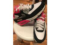 Girls Nike air Max. Size 3