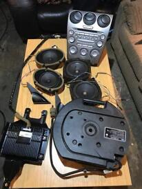 Mazda 6 bose soundsystem