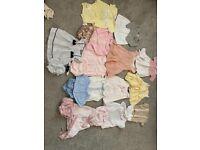 Girls 12-18 months Spanish bundle