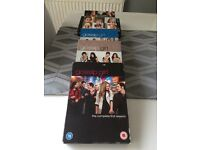 Gossip girl complete seasons box sets 1-6