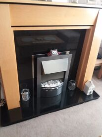 Electric Fire fully working please note surround not included.
