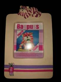 Bagpuss photo frame