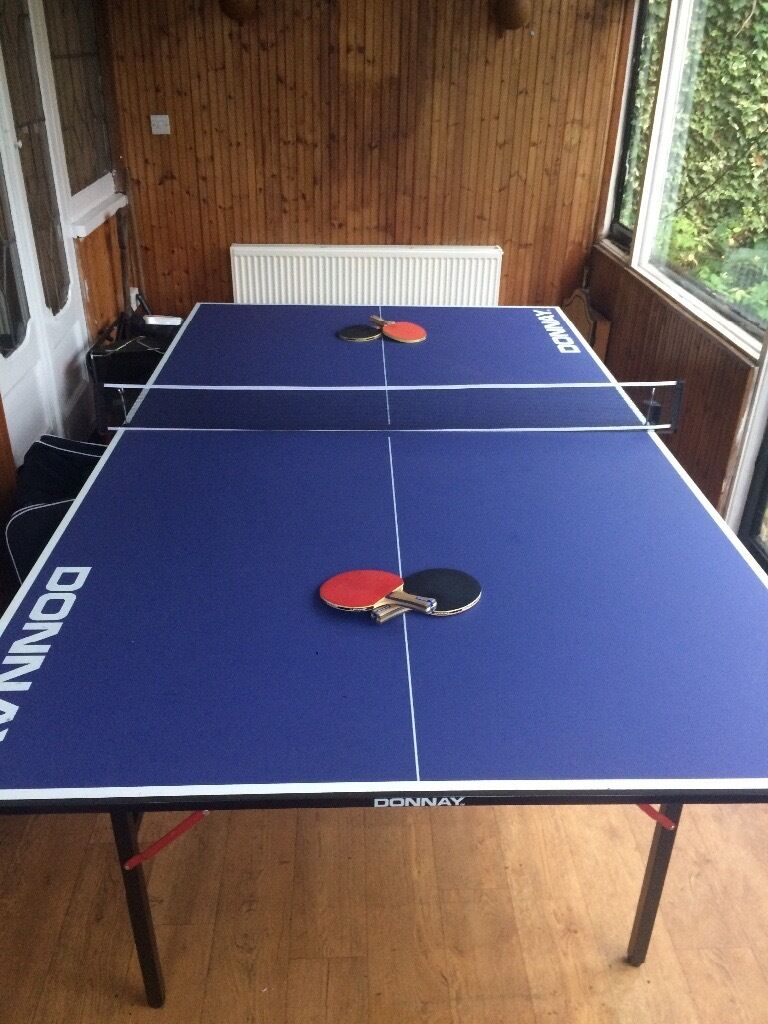 Ping pong table tennis table in redbridge london gumtree - Gumtree table tennis table ...