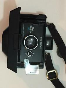 Polaroid Land Camera -  The Reporter SE