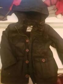 Boys jacket age 6-7