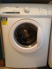 Washing Machine Zanussi - White