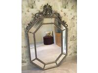 Gorgeous Stunning Ornate Large Mirror