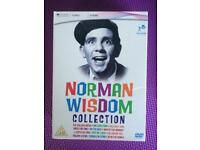 Norman Wisdom DVD Collection 12 Discs