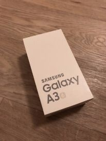 Samsung Galaxy A3 (Brand New/Sealed, Unlocked & Warranty!)