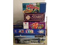 Loads of board games to occupy guests over Christmas
