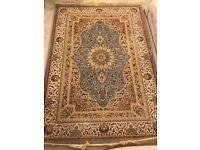 Large Turkish/Persian rug £70