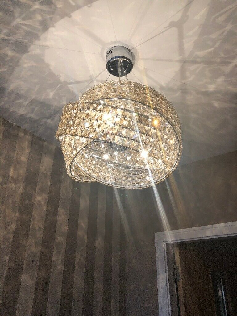 Next Venetian 5 Light Chandelier In Glasgow Gumtree