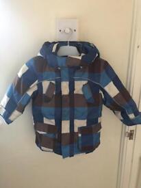 Boys John Lewis coat 12-18 months