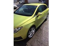 Seat Ibiza sports coupe
