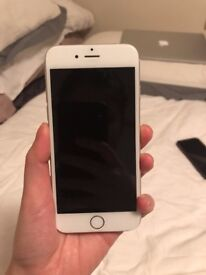 iPhone 6 - white - 64gb - unlocked