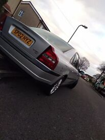 Volvo s80 2.4 petrol