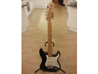 Rockwood black electric guitar