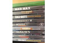 Xbox One 500gb Bundle inc 10 games