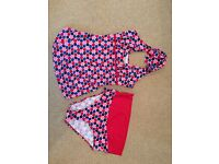 Maternity 2-piece swimsuit Jojo size M
