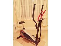 York Aspire 2-in-1 cross trainer & exercise bike