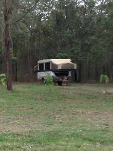 Jayco Outback Camper Anderleigh Gympie Area Preview