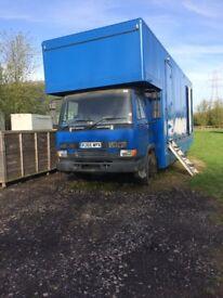 Leyland DAF Coachbuilt Show Exhibitor / Motorsport / Festival with Living Area