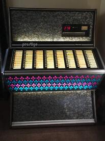 Juke box - NSM -1970/1 Retro - plays vinyl singles - works well.