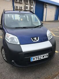 Peugeot Bipper 1.3 Hdi outdoor Tepee Wheelchair access mpv