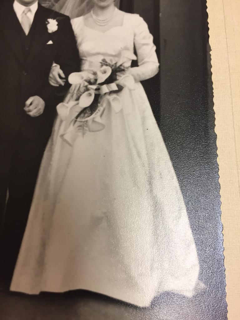 Vintage Wedding Dress 60 Years In Glenrothes Fife Gumtree