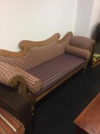 2 ended chaise longue
