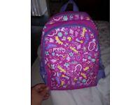Girls smiggle rucksack/ backpack