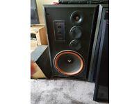Cerwin vega 12inch speakers £350 ONO