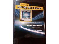 Suction Tablet Holder