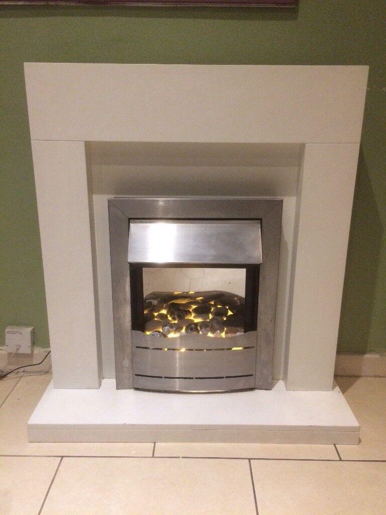 Decorative Electric Fire/Heater