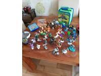 Skylanders games & figures