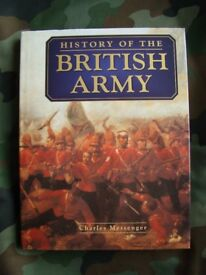 Military Books (mostly Hardbacks) £5 Each, excellent/as new condition (C)
