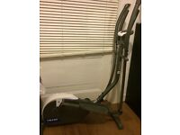 Cross trainer for sale. £80. RRP £270